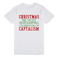 CHRISTMAS THE MOST HEARTWARMING CELEBRATION OF CAPITALISM