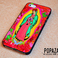 Our Lady Guadalupe Frida Kahlo iPhone 5 | 5S Case Cover
