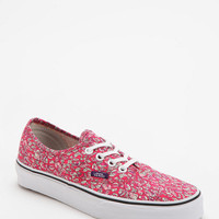 Urban Outfitters - Vans X Liberty London Authentic Leaves Sneaker