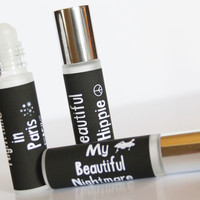 My Beautiful Nightmare Roll On Oil Based Perfume 9ml (Butter Toki Collection)