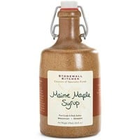 Stonewall Kitchen Maine Maple Syrup, 16 fl oz (470 ml)
