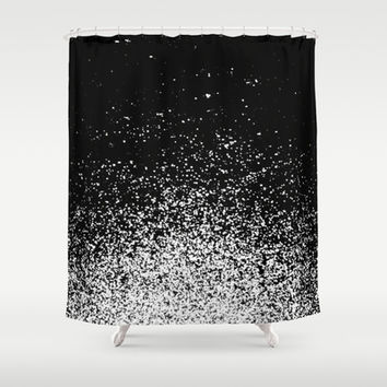 infinity Shower Curtain by Marianna Tankelevich