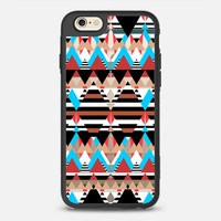 Desert Striped Tribal iPhone 6s case by Organic Saturation | Casetify