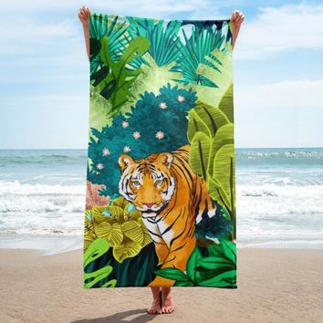 Jungle Tiger by 83 Oranges®