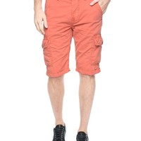 True Religion Dean Cargo Mens Short - Sunset