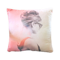 Exclusively Designed Audrey Hepburn Pillow
