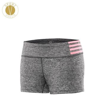 Quick Dry Yoga Sports Shorts - Women's Active Gym Train Running Workout Low Rise Soft Stretch Tight Fit Booty Hot Sleek Shorts