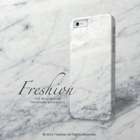 iphone marble case iphone 5 case iphone 5s case marble white case iphone 4/4s case iphone 5c case iphone marble hard / tough cover 239