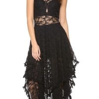 Free People French Court Slip   SHOPBOP