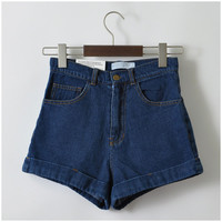 High Waisted Denims