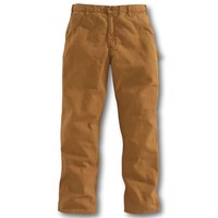 Carhartt Washed-Duck Work Dungaree Pant - Men's