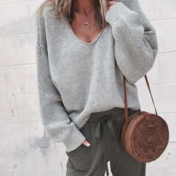 Cozy All Day Sweater