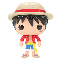 Funko One Piece Pop! Animation Monkey D. Luffy Vinyl Figure