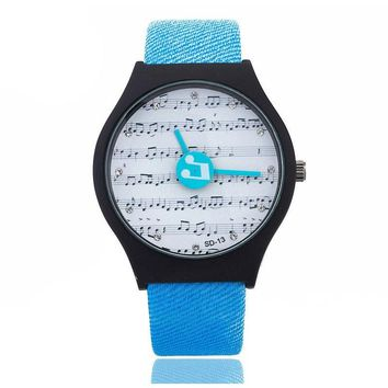 The Musical Watch