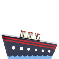 kate spade new york Expand Your Horizons Collection Ship Clutch | Dillards