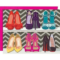 Shoes A2 Stationery