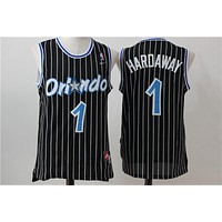 Orlando Magic 1 Anfernee Hardaway Swingman Jersey
