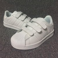 Adidas Girls Boys Children Baby Toddler Kids Child Breathable Sneakers Sport Shoe-8
