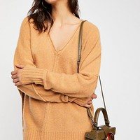 Aurora Cashmere Tunic Sweater