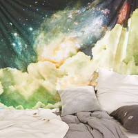 Magical Thinking Cosmo Clouds Tapestry - Urban Outfitters