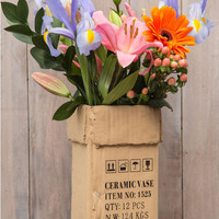 ModCloth Quirky Refreshing Delivery Vase