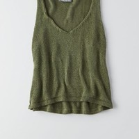 Ask Why Sweater Tank