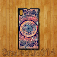 Mandala,Sony Xperia Z case,Sony Xperia Z1 case,Google Nexus 4 case, Google Nexus 5 case, sony Xperia Z1 cover,Sony Xperia Z cover,phone case