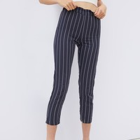Kendall and Kylie Striped Smocked Waist Pants at PacSun.com - stripe | PacSun