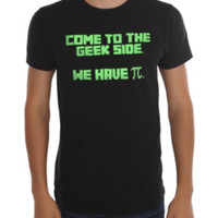 Come To The Geek Side T-Shirt