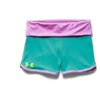 Under Armour Girls' UA Hype Rollover Short