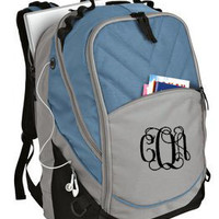 Monogrammed Laptop Backpack | School Supplies | Marley Lilly