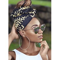 Queen headwrap
