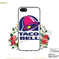 Phone case iPhone 5/5S/5C Case, iPhone 4/4S Case,  Taco Bell, S3 S4 S5 Note 2 Note 3 Case for iPhone-B0115