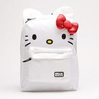 Hello Kitty Backpack: Red Bow