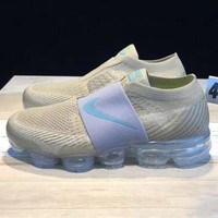 Nike Air Vapormax Fashion Men Sport Casual Sneakers Running Shoes Khaki I-CSXY
