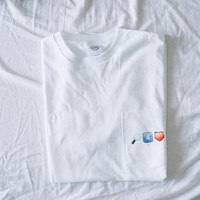 Emoji Searching For Peach Frocket