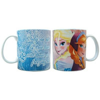 Disney Frozen Elsa And Anna 14 Oz Mug