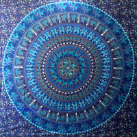 Tapestry Hippie tapestry Dorm Tapestry Indian Tapestry Bohemian Tapestries Mandala tapestries Elephant tapestries