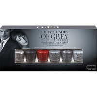 Fifty Shades Of Grey 6 Pc Nail Pack