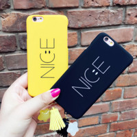 NICE Smiling Case for iPhone