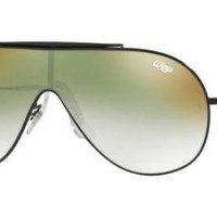 Ray-Ban RB3597 002/W0 Black Sunglasses
