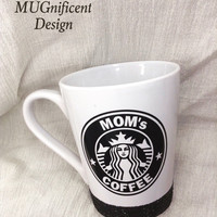 Starbucks inspired, Personalized coffee mug