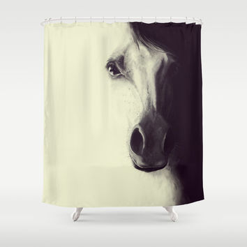 Come to me, my dream.. Shower Curtain by LilaVert