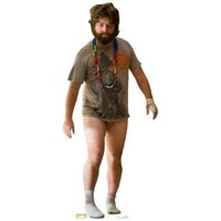 Alan Garner - The Hangover - Advanced Graphics Life Size Cardboard Standup