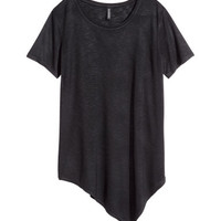 H&M Asymmetrical Top $12.99