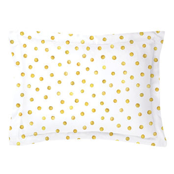 Goldidots Pillow Shams