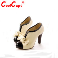 FREE SHIPPING HOT SALE 2012 H023 high quality breathable leather uppers ladies fashion shoes women's sexy high heels size 34-40