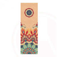 Yoga Towel in Paisley Blankets For yoga Sport Fitness Exercise Low Tide Yoga Mat