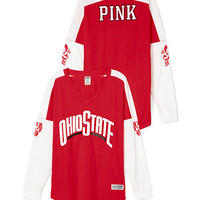 The Ohio State University Long Sleeve Tee - PINK - Victoria's Secret