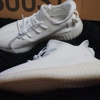 """good Sneaker YEEZY BOOST 350 V2 """"CREAM"""" CP9366 Men'sSIZE 10 Free Shipping"""